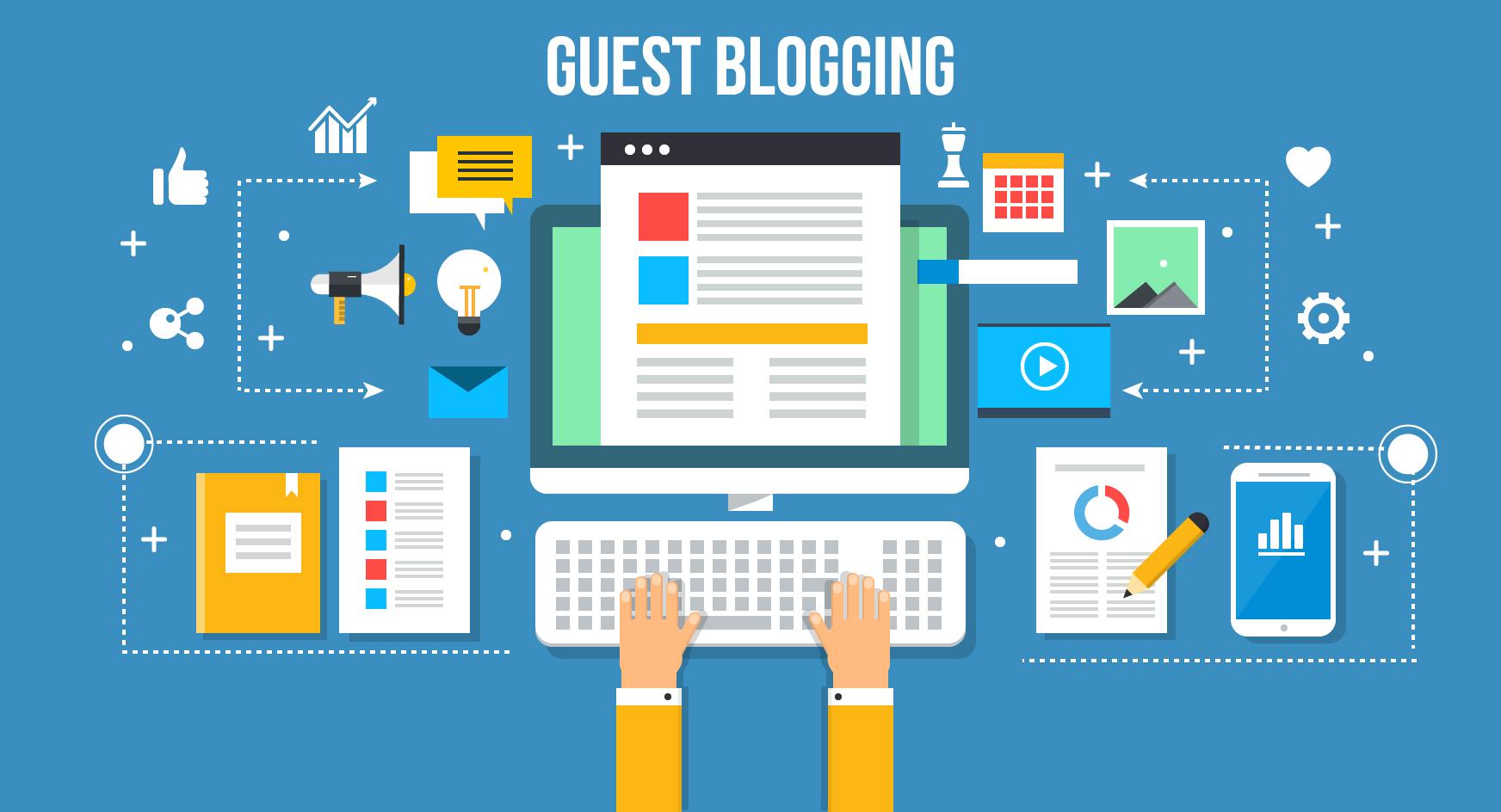 Illustration Guest Blogging
