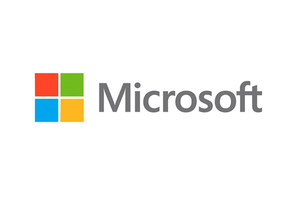 Logo de la société Microsoft