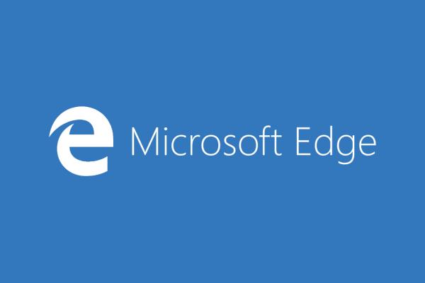 Logo du navigateur web Microsoft Edge