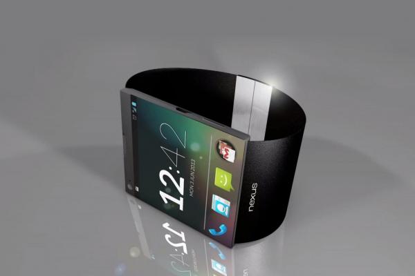 Photo d'une montre Google Nexus Gem